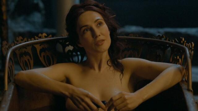 """""""Melisandre"""", schimbată total la un an de la terminarea Game of Thrones. Nici cei mai fideli fani n-au recunoscut-o - Imaginea 1"""