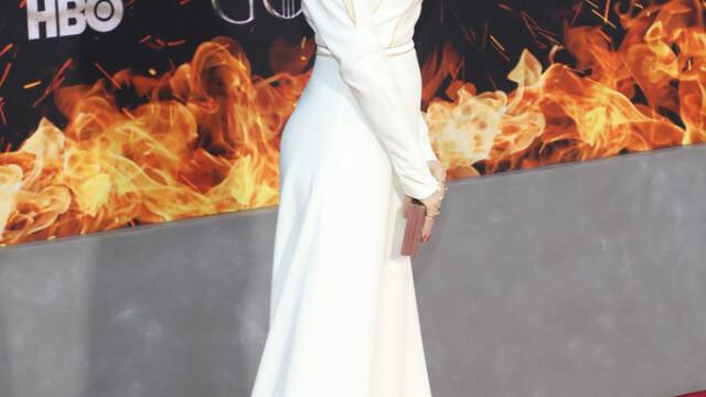 """""""Melisandre"""", schimbată total la un an de la terminarea Game of Thrones. Nici cei mai fideli fani n-au recunoscut-o - Imaginea 3"""
