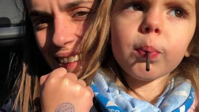 Fiica fostului principe Nicolae al României topește inimile internauților - Imaginea 4