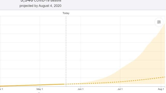Cifre alarmante. Bilanțul deceselor ar putea crește dramatic în România după ridicarea restricțiilor - Imaginea 3