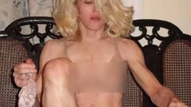 Madonna șochează din nou. Fotografia provocatoare postată pe Instagram - Imaginea 3