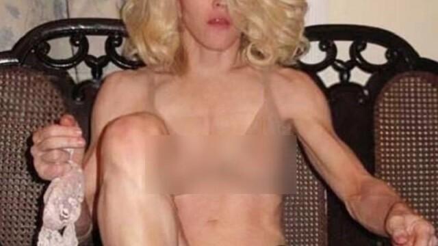 Madonna șochează din nou. Fotografia provocatoare postată pe Instagram - Imaginea 2