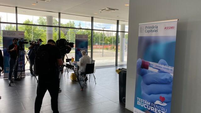 Testare în masă pentru coronavirus, în București, la Arena Națională. Procedura de înscriere - Imaginea 1