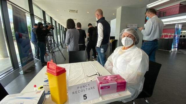 Testare în masă pentru coronavirus, în București, la Arena Națională. Procedura de înscriere - Imaginea 3