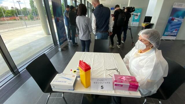 Testare în masă pentru coronavirus, în București, la Arena Națională. Procedura de înscriere - Imaginea 4