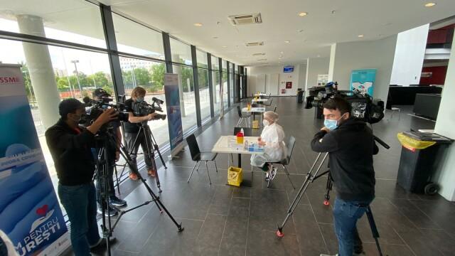 Testare în masă pentru coronavirus, în București, la Arena Națională. Procedura de înscriere - Imaginea 5