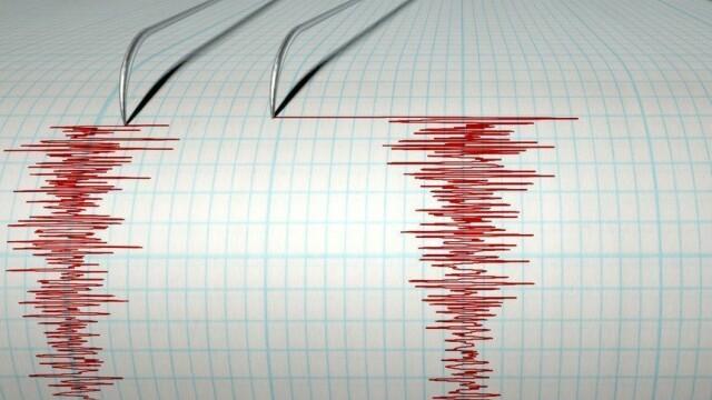 Cutremur cu magnitudinea 3,9, în această seară în județul Buzău. La ce adâncime s-a produs