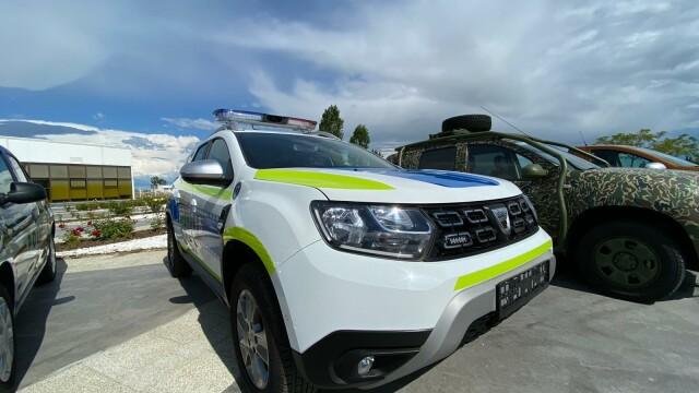 GALERIE FOTO. Poliţia Română cumpără peste 6.700 de maşini Dacia - Imaginea 5