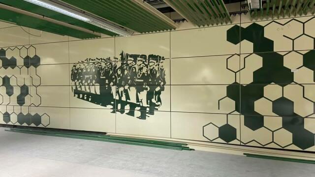 Cum arată noile stații de metrou Academia Militară și Eroilor 2. GALERIE FOTO - Imaginea 1
