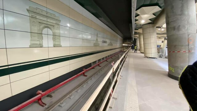 Cum arată noile stații de metrou Academia Militară și Eroilor 2. GALERIE FOTO - Imaginea 3