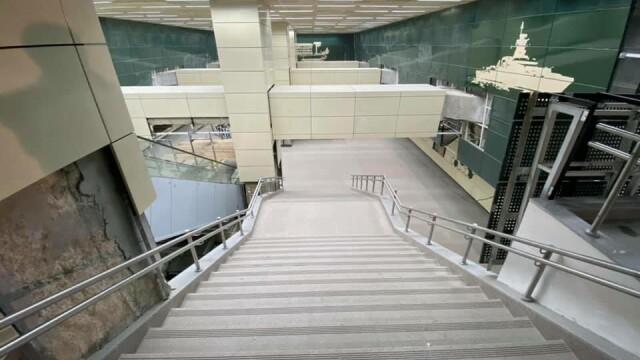 Cum arată noile stații de metrou Academia Militară și Eroilor 2. GALERIE FOTO - Imaginea 4