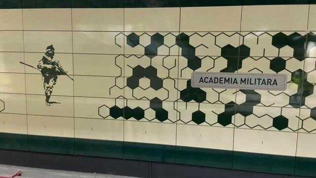 Cum arată noile stații de metrou Academia Militară și Eroilor 2. GALERIE FOTO - Imaginea 5