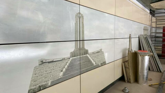 Cum arată noile stații de metrou Academia Militară și Eroilor 2. GALERIE FOTO - Imaginea 6