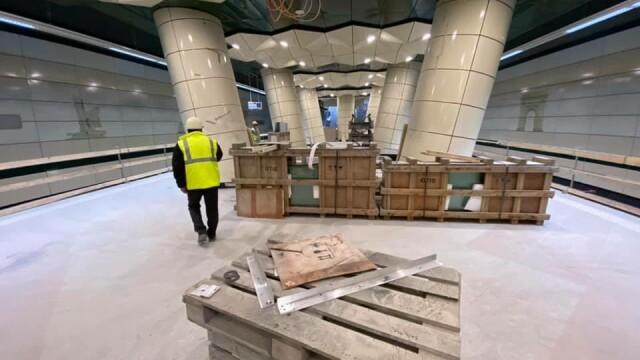 Cum arată noile stații de metrou Academia Militară și Eroilor 2. GALERIE FOTO - Imaginea 13