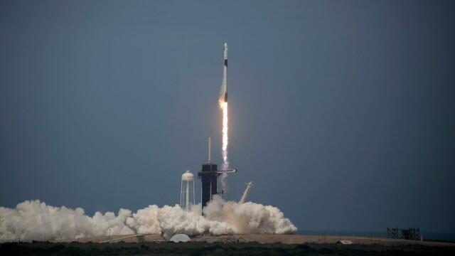 Moment istoric pentru NASA și SpaceX. Capsula Crew Dragon a fost lansată în spațiu. VIDEO - Imaginea 3