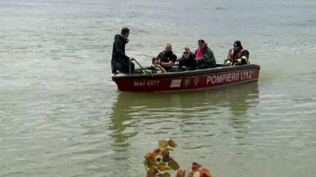 Un bărbat a dispărut fără urmă când pescuia la Hârșova. Nici scafandrii nu l-au găsit