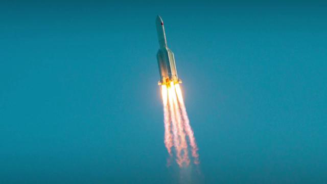 """China, criticată de NASA din cauza rachetei, pentru """"neglijență în administrarea deșeurilor spațiale"""""""