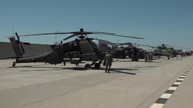Amplu exercițiu tactic de instruire a militarilor NATO din România și Polonia, desfășurat la Smârdan