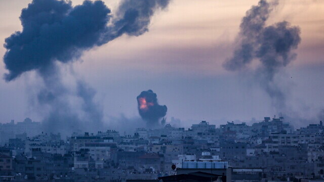 Israel, Fasia Gaza