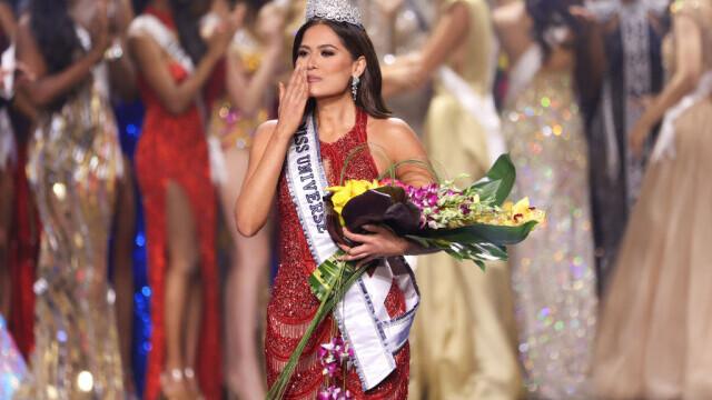 Reprezentanta Mexicului, încoronată Miss Univers 2021 în Statele Unite - Imaginea 4