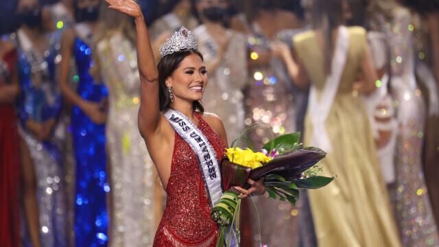 Reprezentanta Mexicului, încoronată Miss Univers 2021 în Statele Unite - Imaginea 5