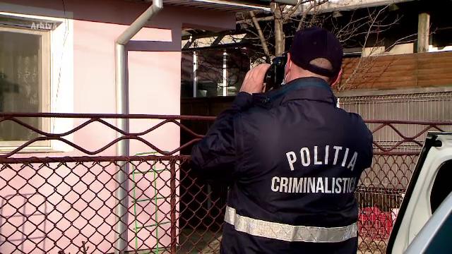 Poliția criminalistică