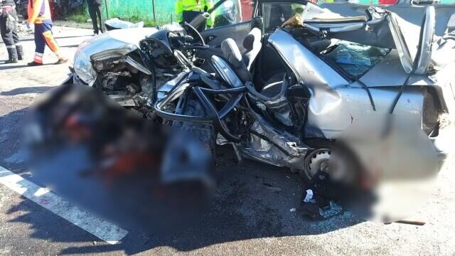 Accident grav pe DN1. Cinci persoane au murit - Imaginea 5