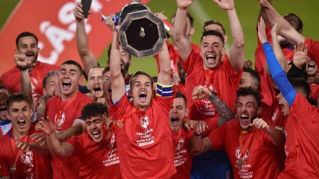 CS Universitatea Craiova a câștigat dramatic finala Cupei României