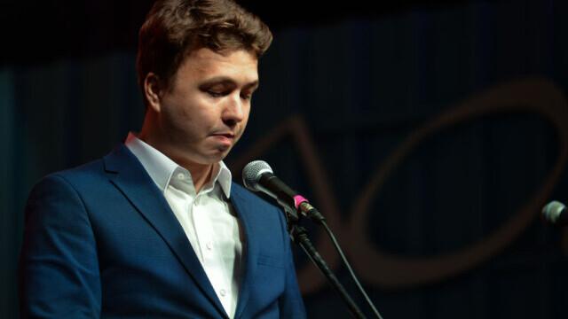 Roman Protasevici a știut încă din timpul zborului că va fi arestat și a încercat să salveze informații sensibile