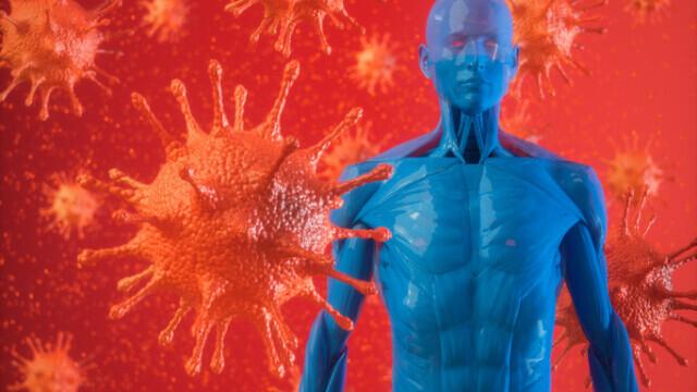 Simptomele infecției cu coronavirus, tot mai asemănătoare cu cele ale unei răceli. Care este explicația