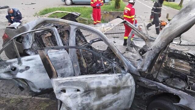Asasinul omului de afaceri Ioan Crișan ar fi detonat bomba din apropiere și este posibil să fi fugit din țară. Motivul crimei - Imaginea 3