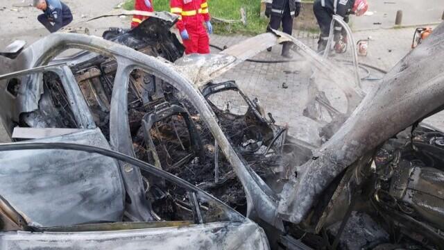 Asasinul omului de afaceri Ioan Crișan ar fi detonat bomba din apropiere și este posibil să fi fugit din țară. Motivul crimei - Imaginea 6