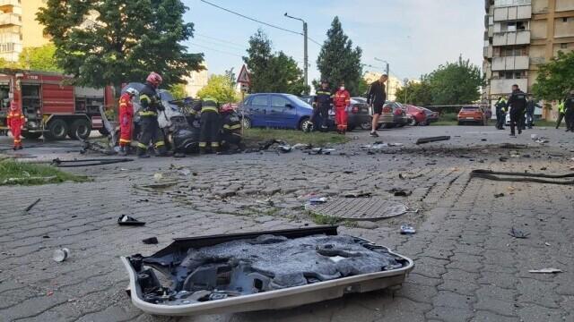 Asasinul omului de afaceri Ioan Crișan ar fi detonat bomba din apropiere și este posibil să fi fugit din țară. Motivul crimei - Imaginea 9