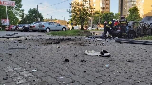 Asasinul omului de afaceri Ioan Crișan ar fi detonat bomba din apropiere și este posibil să fi fugit din țară. Motivul crimei - Imaginea 11
