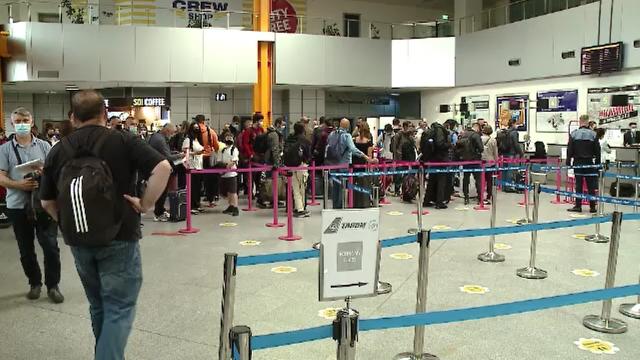 Prima aeronavă de tip charter din acest sezon a plecat sâmbătă din România spre Grecia