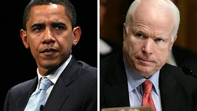 Obama si McCain