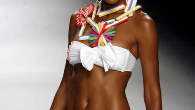 Moda s-a mutat in exoticul Rio de Janeiro