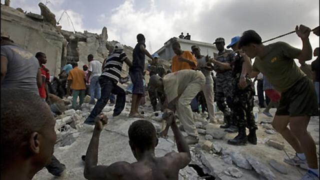 Infernul se intoarce in Haiti! Cutremur de 6 pe scara Richter! - Imaginea 3