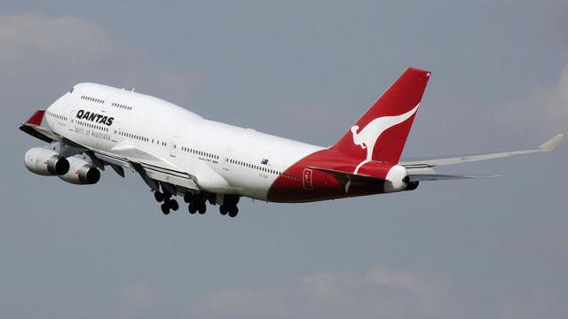 Ciocnire stupida intre doua avioane ale companiei Qantas
