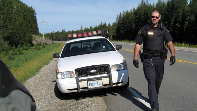 politie Canada