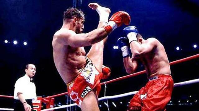 Mega Fight la Bucuresti: Gala K1, la ProTV si www.sport.ro