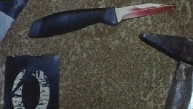 Crima ingrozitoare in Neamt! Si-a ucis iubita sub ochii propriului copil!