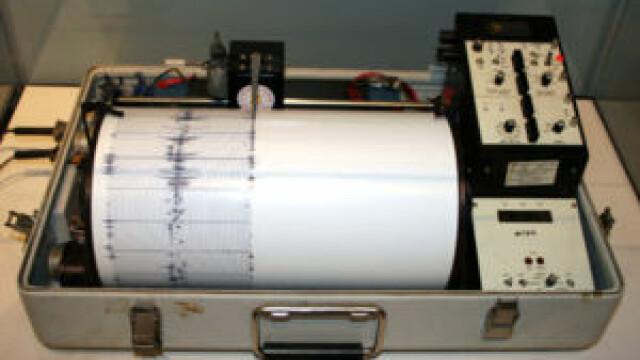 Un cutremur de 4,9 grade a avut loc in centrul Greciei