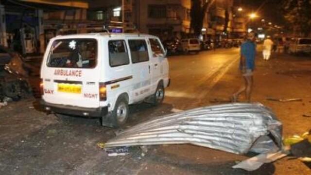Masacru in India! Bilantul anunta 172 de morti si peste 350 de raniti
