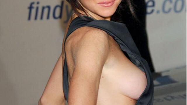 Lindsay Lohan pozeaza pentru Playboy. FOTO - Imaginea 13