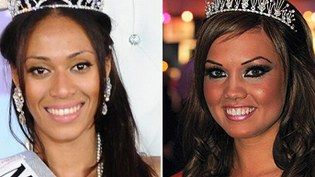 Miss Anglia si Miss Manchester