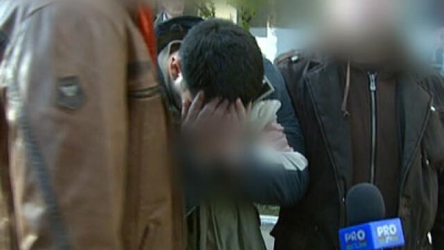 Atac armat la un mall din Bucuresti