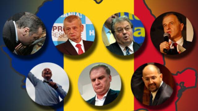 Sa mori de ras, dar si de plans: Replici ale candidatilor - Editia 2009 - Imaginea 1