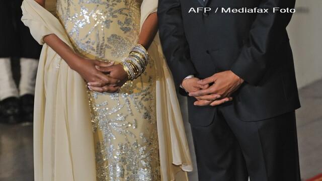 Eleganta si rafinament, la primul dineu oficial organizat de Barack Obama! - Imaginea 3