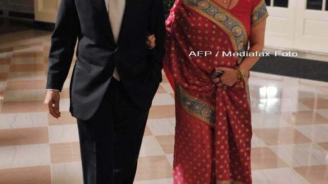 Eleganta si rafinament, la primul dineu oficial organizat de Barack Obama! - Imaginea 6